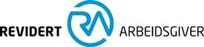 Horisontal logo til Revidert Arbeidsgiver.